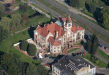 Pałac Schöna w Sosnowcu – fot. UM Sosnowiec