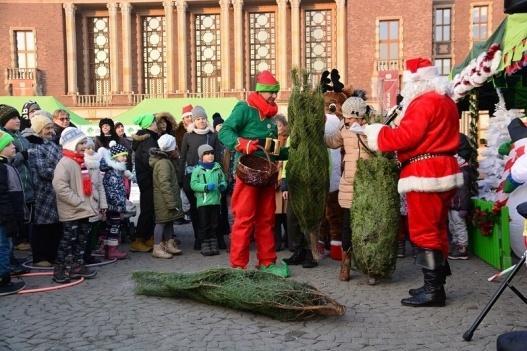 Jarmark świąteczny w Dąbrowie Górniczej – fot. Dariusz Nowak (nddg)