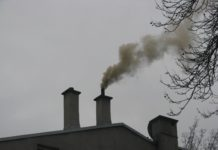 Smog w Sosnowcu – fot. Sosnowiecki Alarm Smogowy