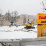Budowa basenu przy ZSO nr 5 w Sosnowcu – fot. Maciej Łydek