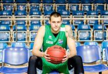 Laimonas Chatkevicius w MKS Dąbrowa Górnicza – fot. mat. pras. klubu