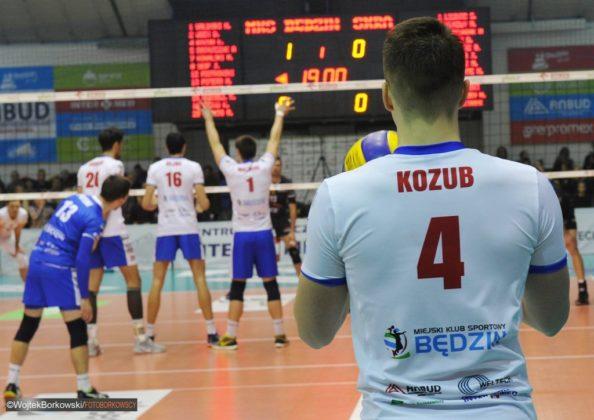 MKS Będzin – PGE Skra Bełchatów 2:3 – fot. Wojtek Borkowski/FOTOBORKOWSCY