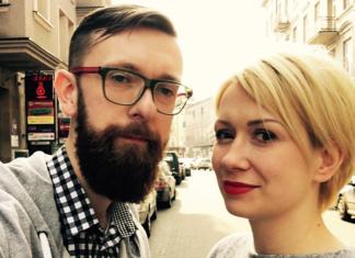 Barbara i Paweł Badura – fot. archiwum prywatne