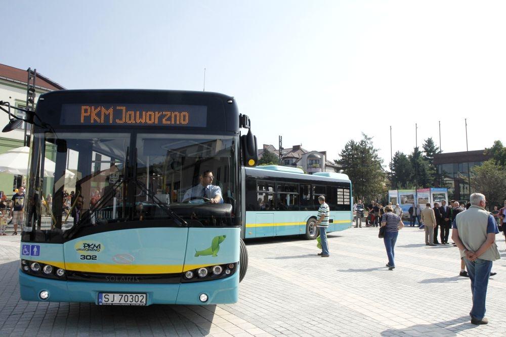 Autobus PKM Jaworzno – fot. mat. pras.