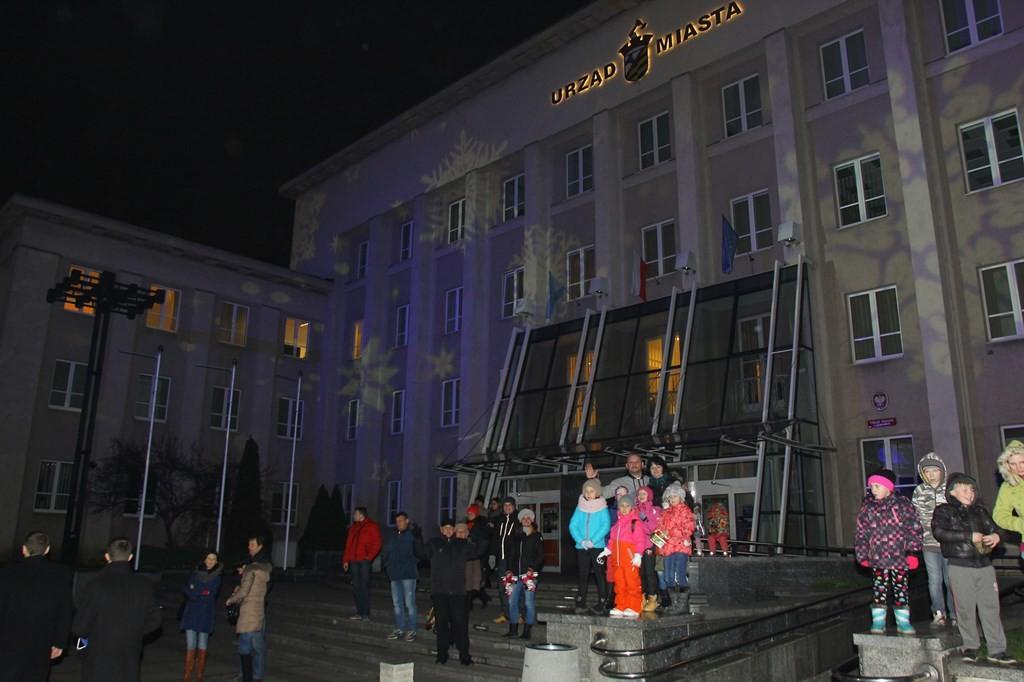 Lodowisko w Sosnowcu – fot. Maciej Łydek/UM Sosnowiec