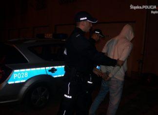 Narkotyki Będzin - fot. KPP Będzin