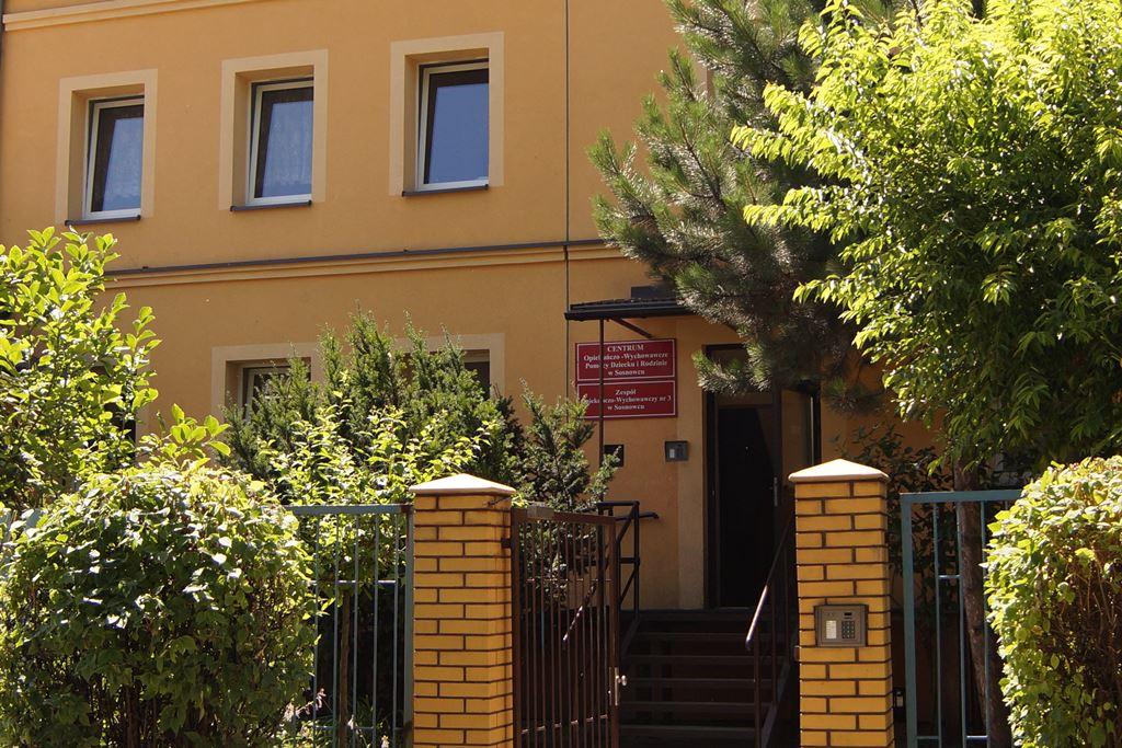 Ośrodek Opiekuńczo Wychowawczy w Sosnowcu – fot. MC