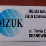 Nowy sprzęt dla sosnowieckiego MZUK-u – fot. Monika Cygnarowska