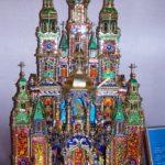 Szopki krakowskie w Muzeum Zagłębia – fot. MC
