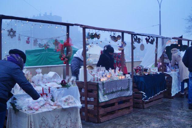 Jarmark świąteczny w Będzinie – fot. MC