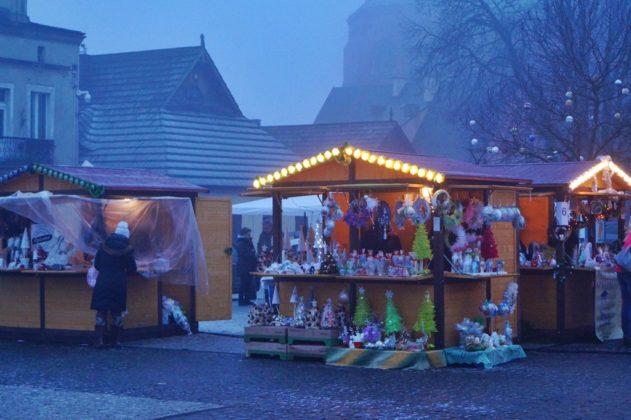 Jarmark świąteczny w Czeladzi – fot. MC