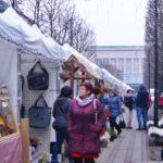 Jarmark świąteczny w Sosnowcu - fot. MC
