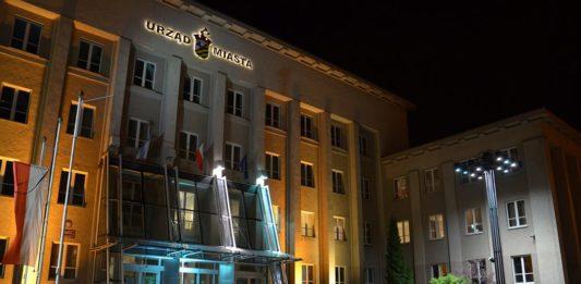 Urząd Miejski w Sosnowcu - fot. PL