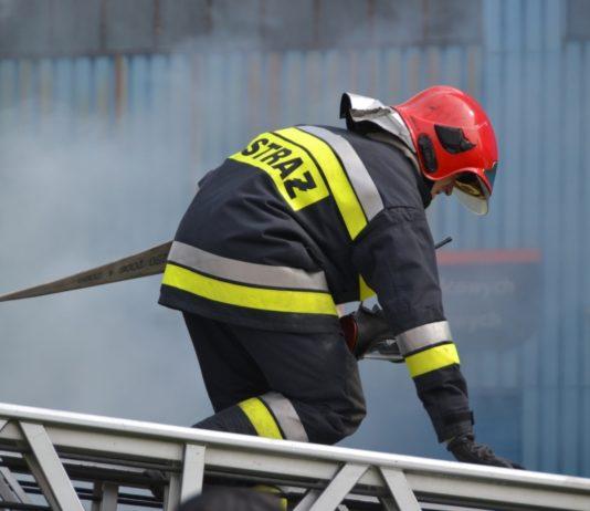 Straż pożarna - fot. Arch TZ