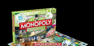 Gra Monopoly Sosnowiec – fot. mat. pras.