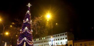 Oświetlenie w Sosnowcu – fot. UM Sosnowiec