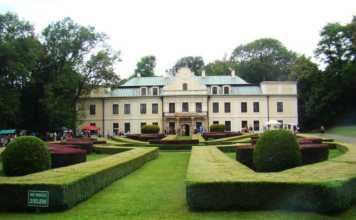 Pałac Mieroszewskich – fot. AR