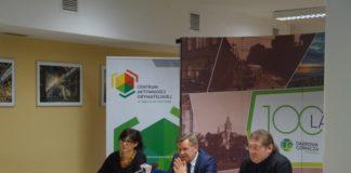 Prezentacja wyników budżetu partycypacyjnego w Dąbrowie Górniczej - fot. UM Dąbrowa Górnicza