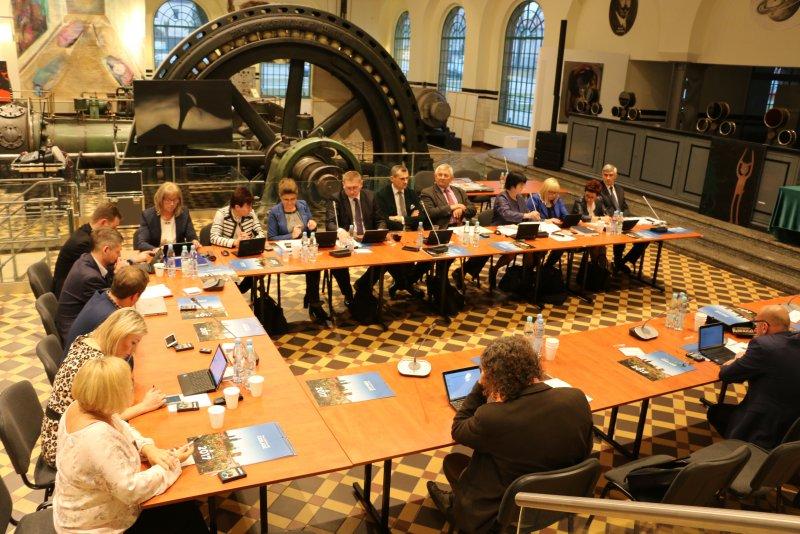 Sesja Rady Miejskiej w Czeladzi - fot. UM Czeladź