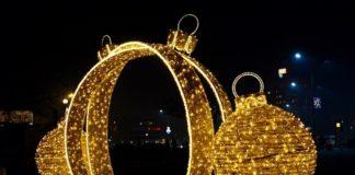 Dekoracje świąteczne w Dąbrowie Górniczej – fot. Dariusz Nowak (nddg)