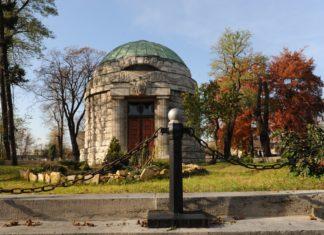 Mauzoleum rodziny Dietlów w Sosnowcu – fot. Parafia Ewangelicko-Augsburska św. Jana w Sosnowcu
