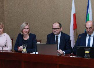 Sesja Rady Miejskiej w Jaworznie - fot. UM Jaworzno