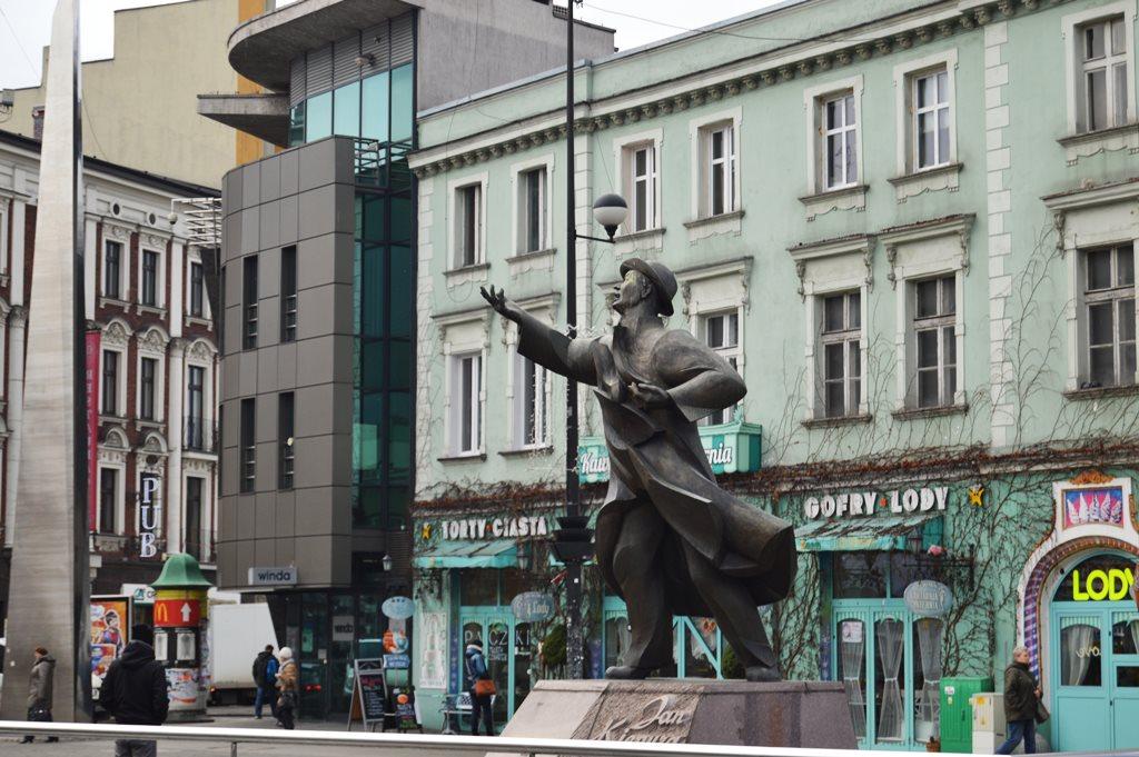 Sosnowiec centrum – fot. AR