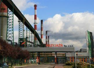 Koksownia Przyjaźń w Dąbrowie Górniczej – fot. UM Dąbrowa Górnicza