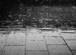 Opady deszczu - fot. Pixabay
