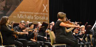 Międzynarodowy Konkurs Muzyczny im. Michała Spisaka – fot. Jacek Przepiórka