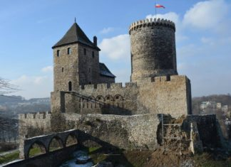 Remont zamku w Będzinie - fot. UM Będzin