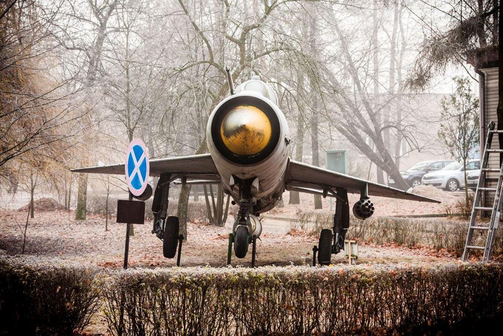 Transport MiG - 21M - fot. Muzeum Miejskie