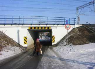 Most przy ul. Batalionów Chłopskich - fot. AR