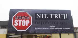 Kampania antysmogowa Czeladź - fot. MŁ