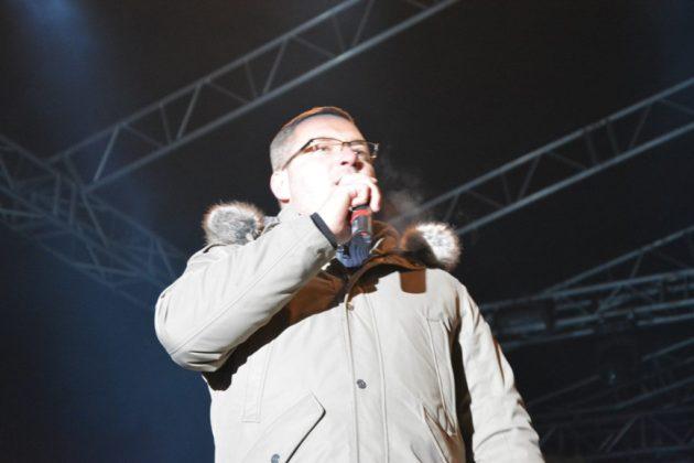 Sylwester 2016 w Będzinie – fot. UM Będzin