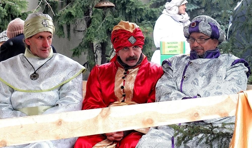 Orszak Trzech Króli w Jaworznie - fot. UM Jaworzno
