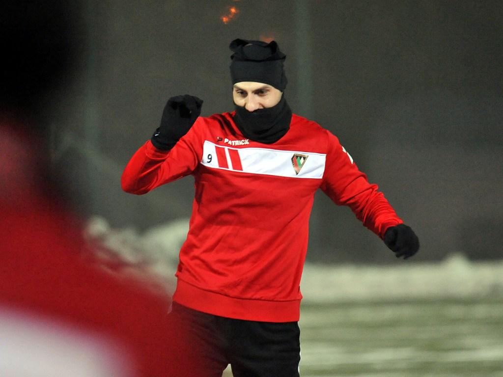 Piłkarze Zagłębia Sosnowiec wrócili do treningów – fot. Maciej Wasik/zaglebie.eu