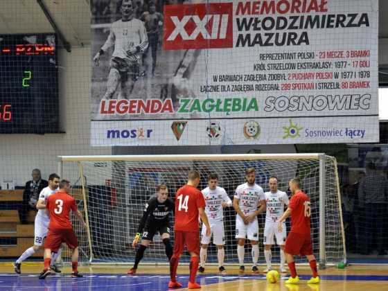 XXII Memoriał Włodzimierza Mazura - fot. Maciej Wasik/zaglebie.eu