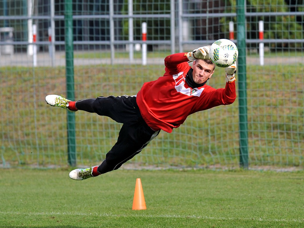 Jakub Wiśniewski - fot. Maciej Wasik/zaglebie.eu