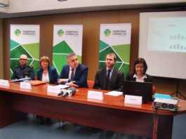 Konferencja dotycząca wdrożenia innowacyjnego programu badania powietrza w Dąbrowie Górniczej - fot. AR
