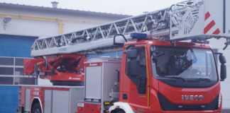 Nowy sprzęt dla straży pożarnej w Sosnowcu – fot. MC
