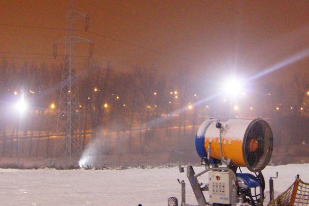 """Inauguracja zimowego sezonu narciarskiego na """"Górce Środulskiej"""" - fot. MC"""