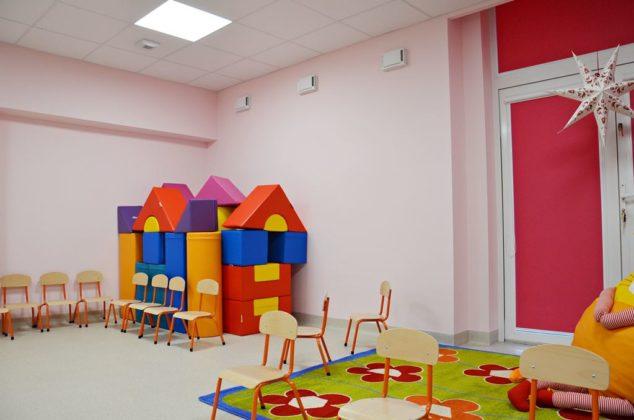 Otwarcie nowego oddziału żłobka miejskiego w Sosnowcu - fot. UM Sosnowiec