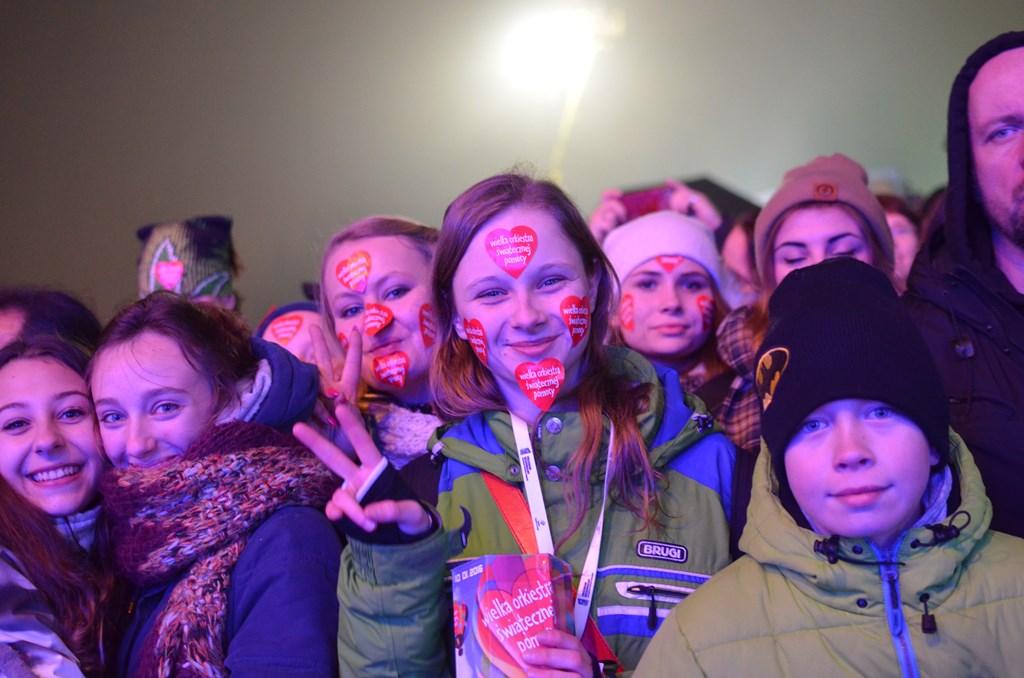 WOŚP 2016 w Sosnowcu - fot. PL