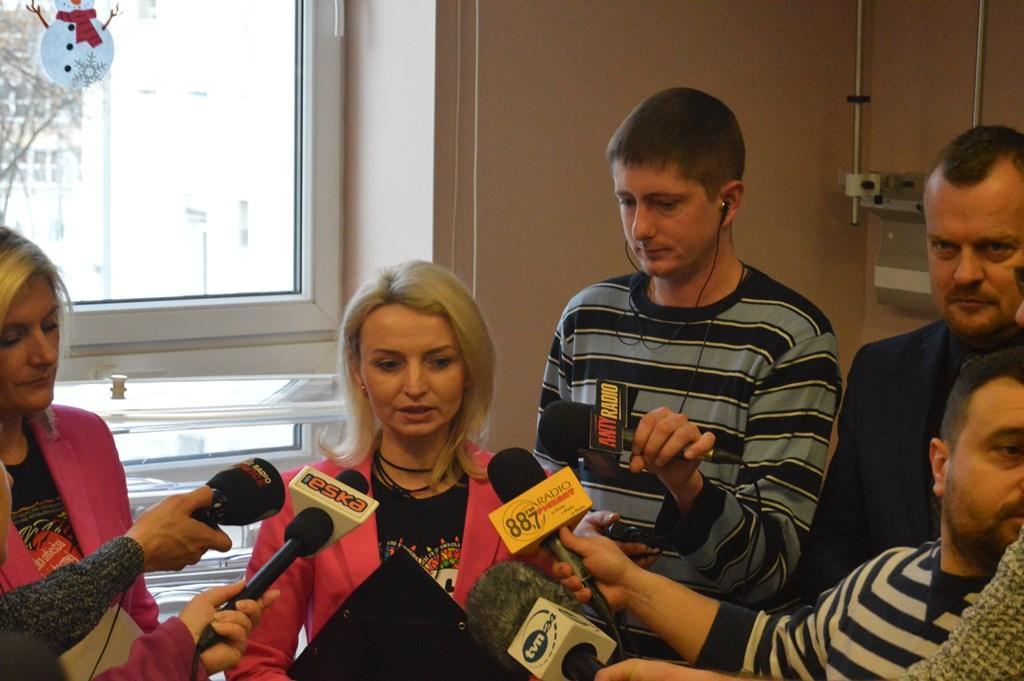 25. finał WOŚP w Sosnowcu – fot. MZ