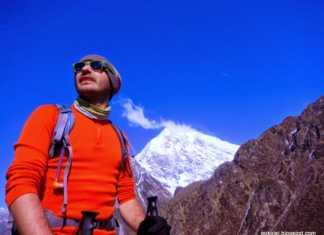Bartosz Matylewicz, Himalaje - fot. archiwum prywatne