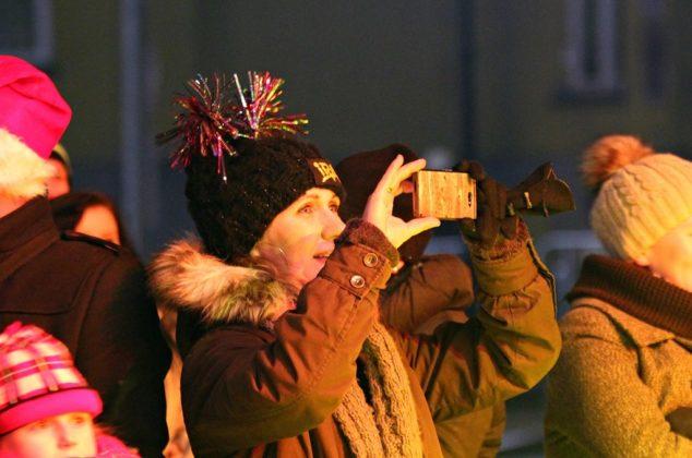 Sylwester 2016 w Sosnowcu – fot. UM Sosnowiec