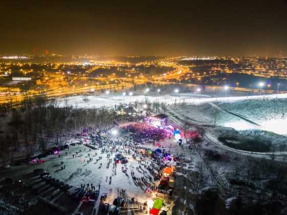 WOŚP 2017 w Sosnowcu - fot. Kronikarz