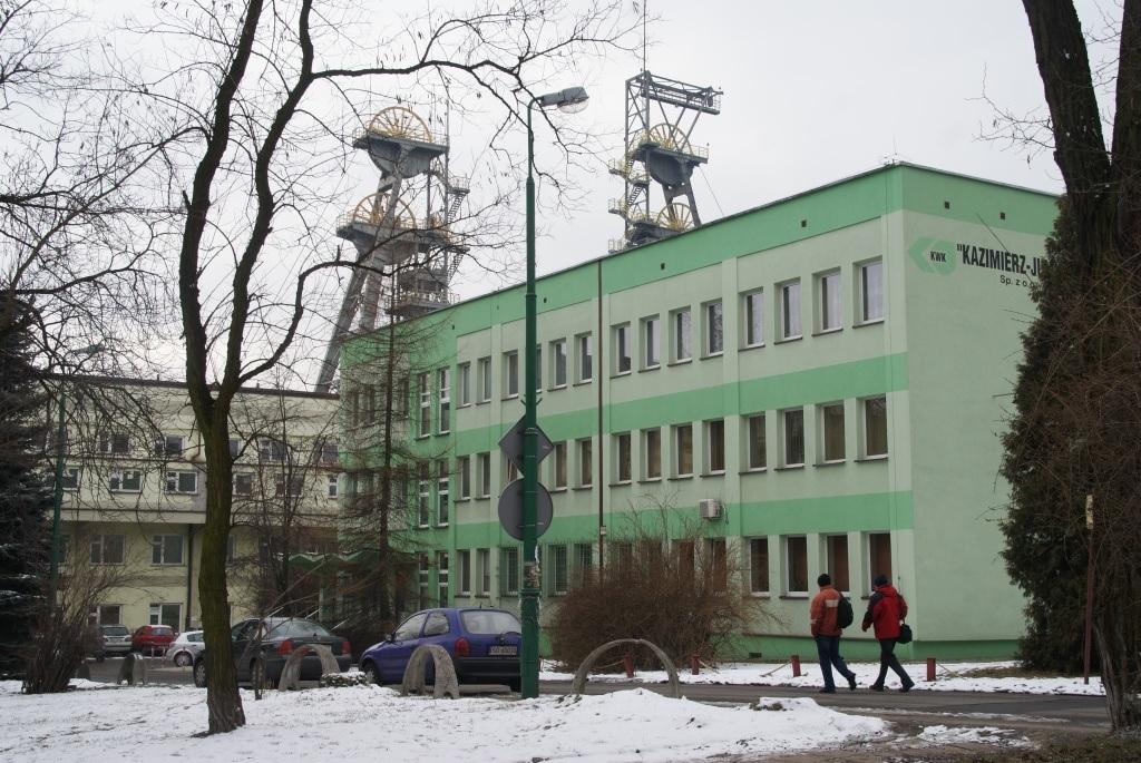 KWK Kazimierz-Juliusz w Sosnowcu - fot. PL