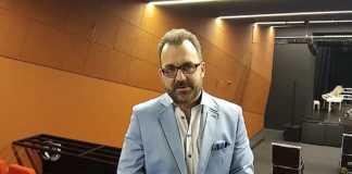 Kierownikiem Kopalni Kultury w Czeladzi jest Łukasz Kożuch - fot. MZ